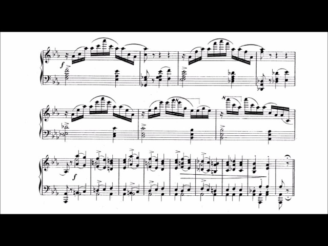 Pyotr Ilyich Tchaikovsky 6 Pieces Op 51 VIDEO REQUEST