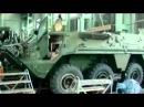 БТР-4 - обкатка в боевых условиях АТО. Славянск.