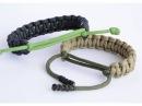 "Adjustable Paracord Survival Bracelet- No Buckle/Sliding Knot/Cobra Weave – How to make ""CbyS"""