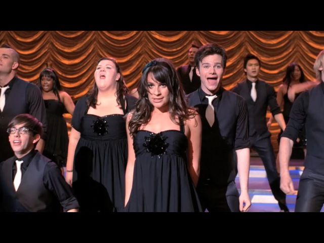 GLEE - Light Up The World (Full Performance) HD