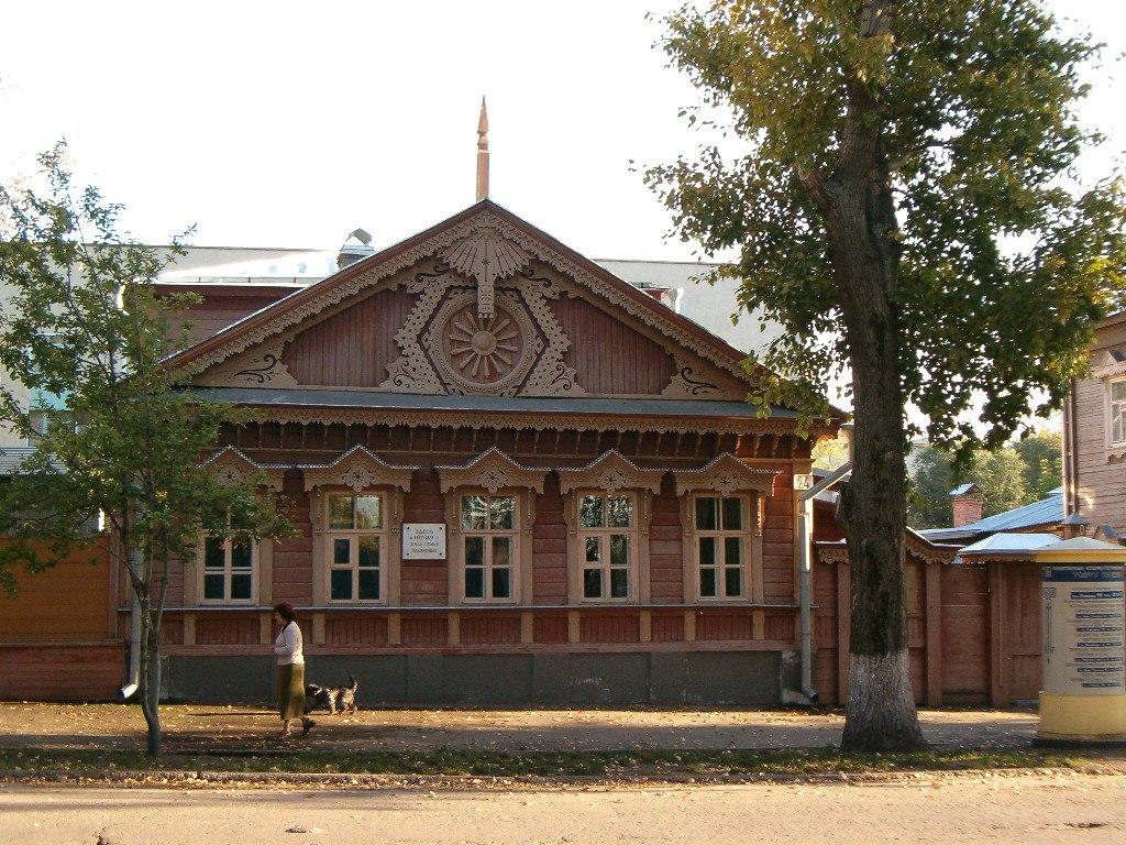 Дом семьи Ульяновых