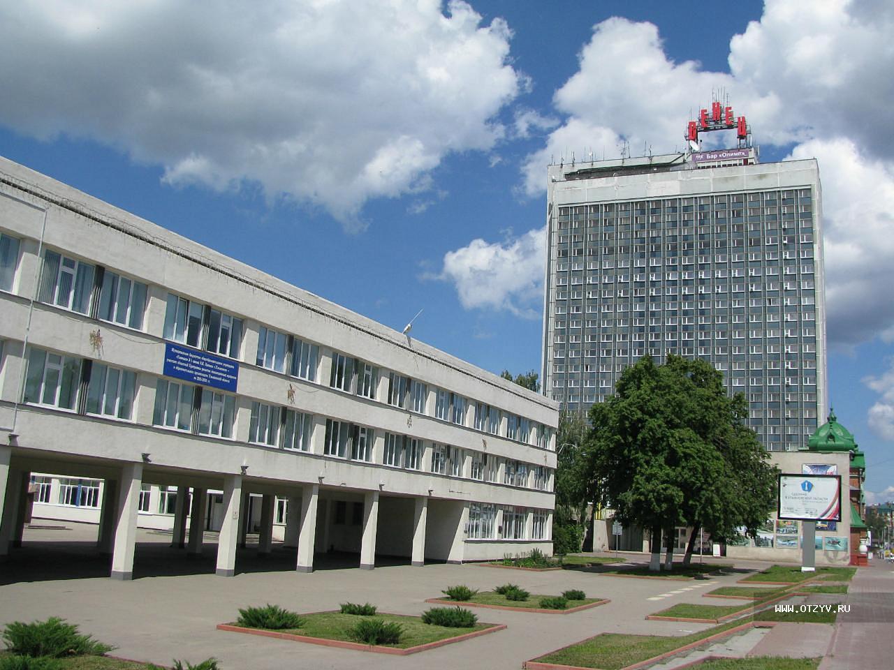 Гостиница «Венец»