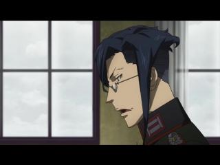 Военная хроника маленькой девочки 5 серия / Youjo Senki (Русская озвучка)