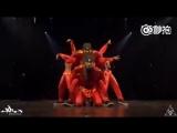 Современный танец + китайское Ушу
