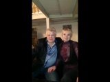 Саша Адмирал и Ирина Блат для Женьки