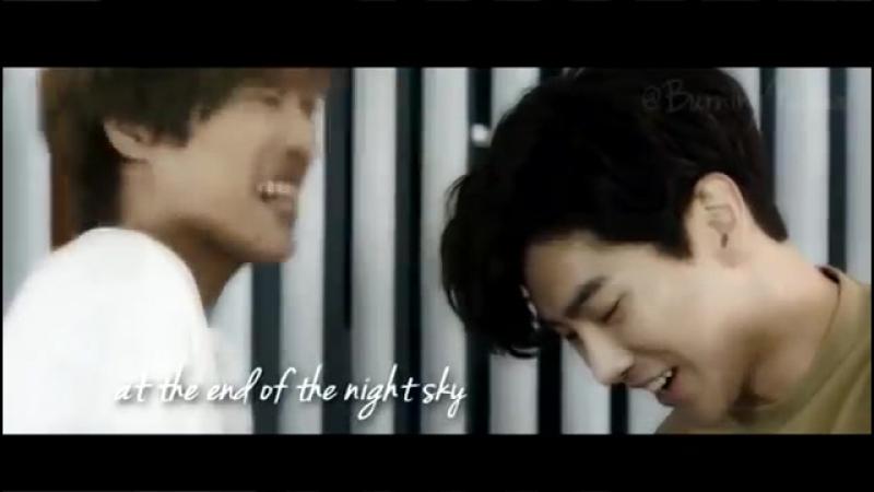 Joon Jae and Takuya (Сожители)