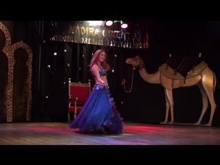 Amira Bellydance - Estha ya amar, Oriental Dreams Festival 2015 1984