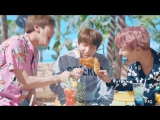 CF 170320 BTS для BBQ Chicken - Coconut Chicken (Song. BTS)