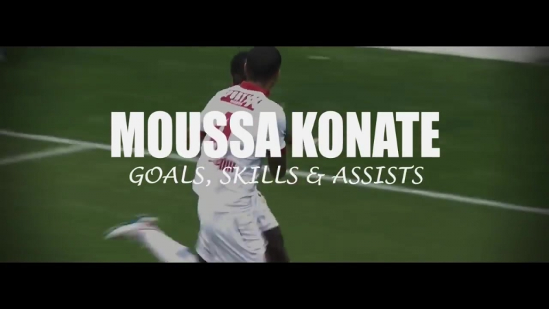 Moussa Konaté ● Goals Skills Assists ● Sion ● 2015 16 ● HD