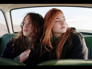 Бомба / Ginger & Rosa (synvase – ☾⋆) Эль Фаннинг, Элис Энглерт