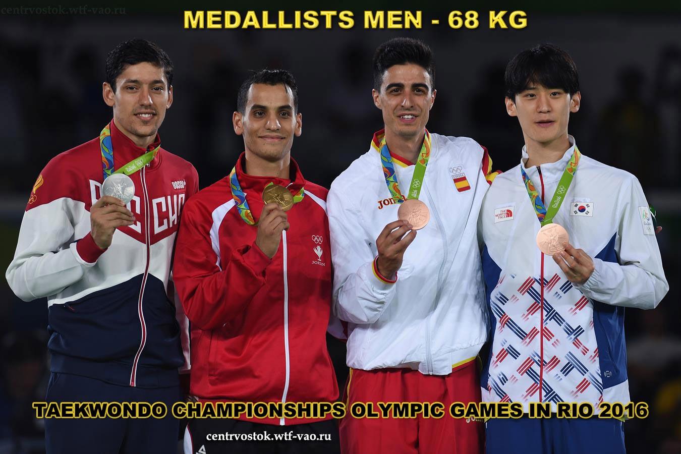 Rio_Medallist_TKD_Men-68kg