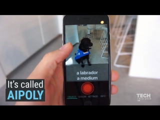 Tech Insider - This app for blind people identifies and...