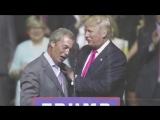 Nigel Farage: Donald Trump has very strong moral courage. He will deliver what the American people elected him to do