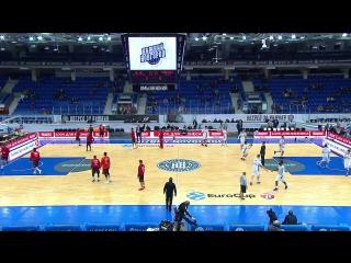 Еврокубок: Нижний Новгород vs. Цедевита (Хорватия) 14.12.2016