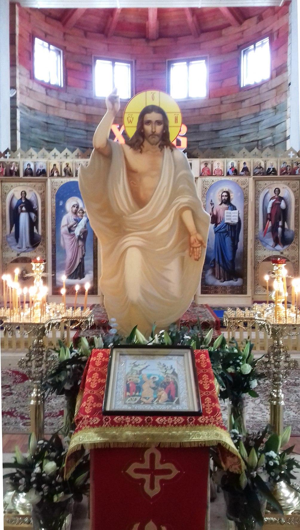 Воскресение Христово. Храм Спиридона Тримифунтского г.Ломоносов