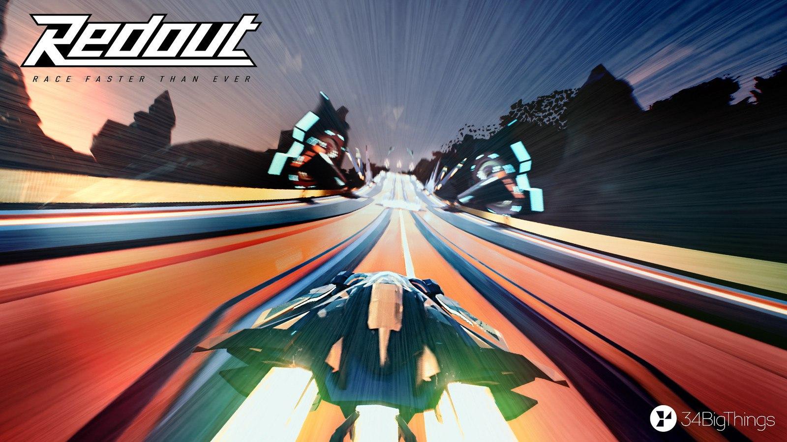 Redout (2016) PC - Скриншот 3