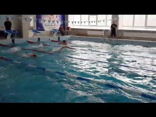 Чемпионат по плаванию ОАО
