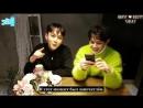 [FSG S.W.A.T BEAST❤B2UTY] 170105 VLIVE - HAPPY YOSEOB DAY (Yoseob, Junhyung) (рус.саб)