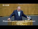 Жириновский Блестящая речь в пустоту l Жириновский в Госдуме 14.12.2016