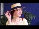 С чем носить шляпы. 3 стильных варианта как носить шляпу канотье с платком
