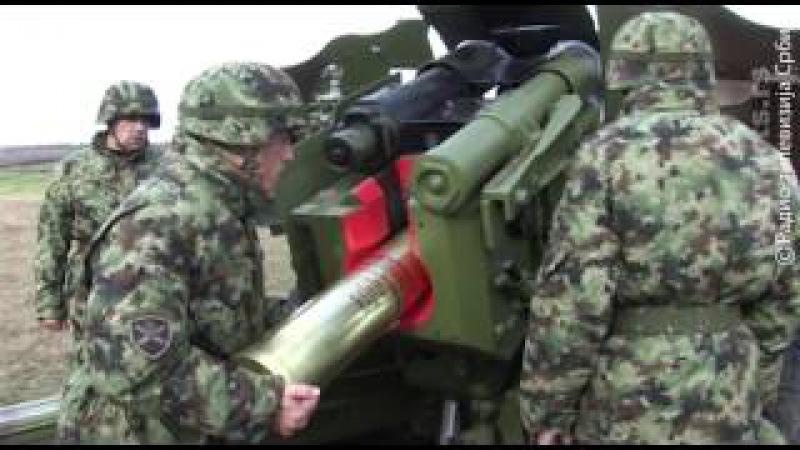 Top haubica NORA M84 152 mm - NORA M84 Gun howitzer 152 mm