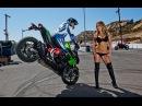 невероятные трюки на мотоциклах часть 2/the best stunts on motorbikes part 2
