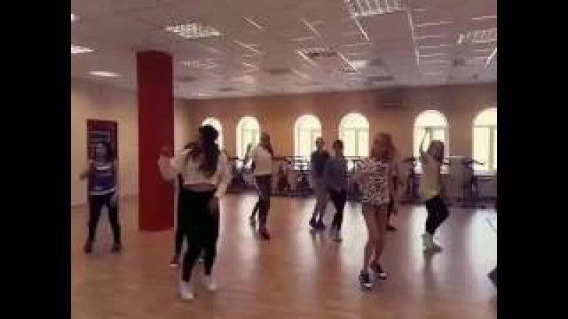 Choreografy by Anastasia Shauro Tinashe-Company