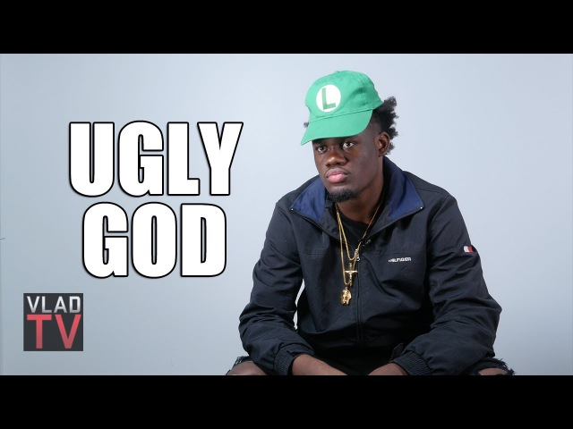 Ugly God on Original Name Being