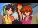 Самурай ИксБродяга КеншинRurouni Kenshin фильм 1 русская озвучка