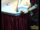 Оформление фуршетного стола Урок № 3 Скрепляем гипюр