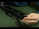 Складной телескопический приклад для АКМС Fab Defense, M4 AKMS