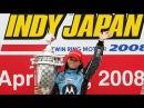 IndyCar 2008 Round03 Motegi - Danica Patrick's Win