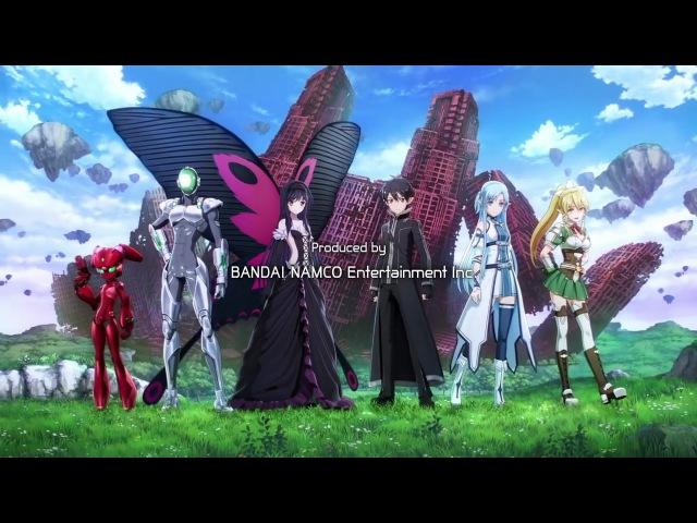 Accel World vs Sword Art Online: Millennium Twilight - Opening/Intro [PS4/Vita]