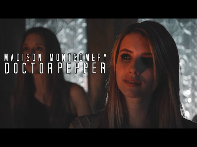 Madison Montgomery | Doctor Pepper