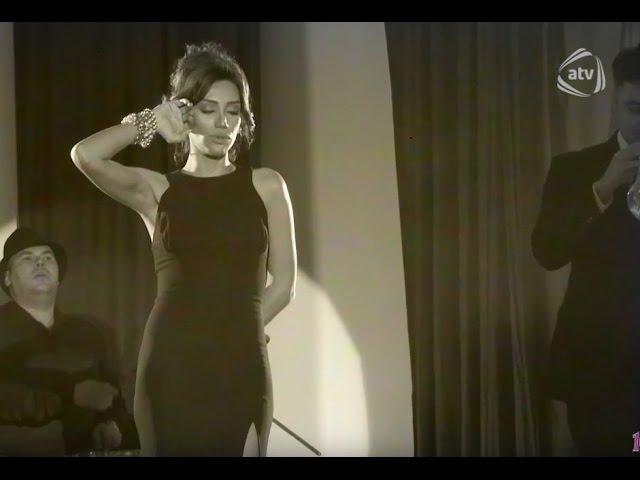 Roya Ayxanın media ilə arasındakı qalmaqalı Darıxdım klipinin çəkilişi EKSLUZİV