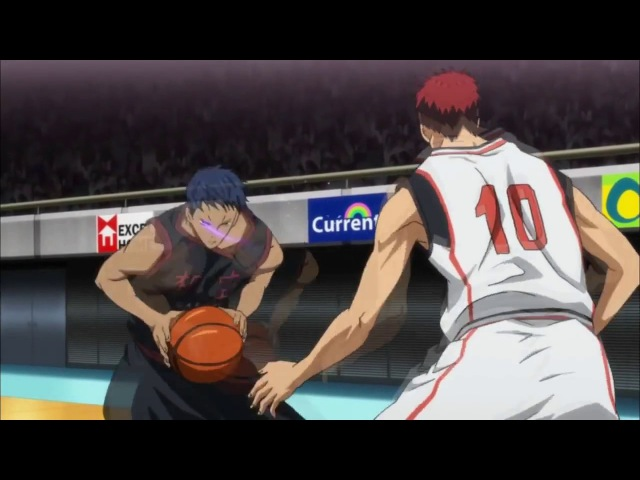 Баскетбол Куроко - Это мир игры