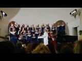 Зимняя рапсодия. Отчётный концерт хоровых коллективов МПУ.