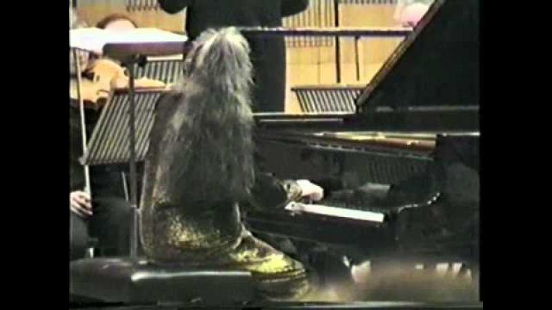 Chopin Piano Concerto №1 1 mov (M.Lebenzon, piano; A.Katz, NFO)