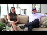 Christine Curran   On the Mic   Vanilla Ice Interview