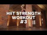KaisaFit: HIIT Workout with Jumping & Plyometric Exercises