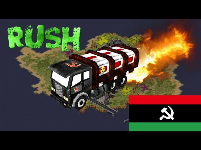 Libya demolition truck Rush Red Alert 2 Yuris Revenge