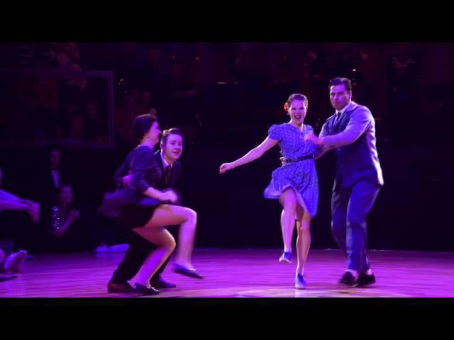 RTSF 2016 - Shag Performance - Stephen Chanzie, Arnas Egle