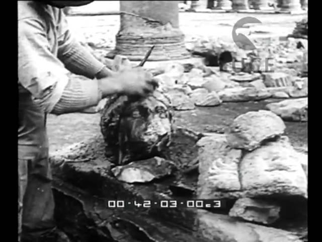 Откопанный Рим.Roma. I nuovi scavi al Foro Traiano