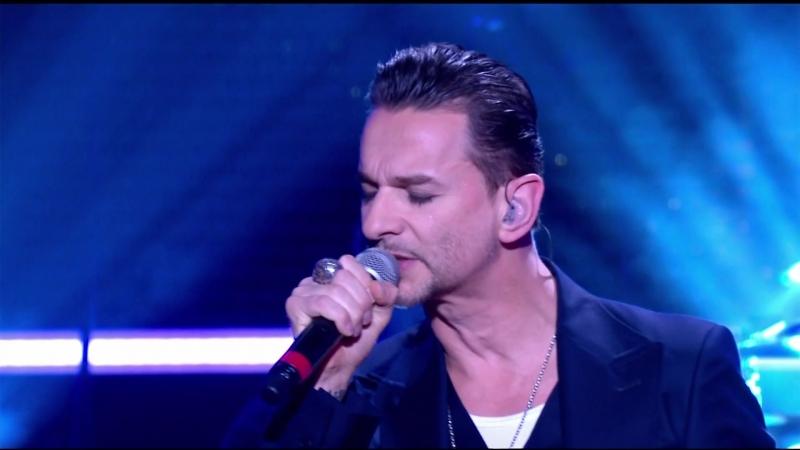 Depeche Mode - Enjoy The Silence (Live Chanal 26.03.13)