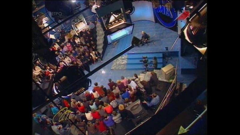 Staroetv.su / Телескоп (ОРТ, 25 ноября 1995) 28 лет Останкинской телебашне, как проходит предвыборная компания на телевидении