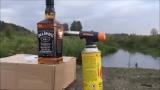 Что будет, если нагреть бутылку Джека