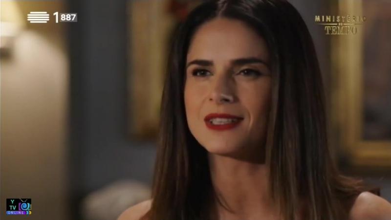 Министерство времени 1 сезон 17 серия (на португальском) - HDTV