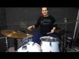 Take That - Patience - drums by Natalia Filatova