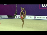 Дина Аверина, финал(булавы)||Кубок Мира Пезаро 2017