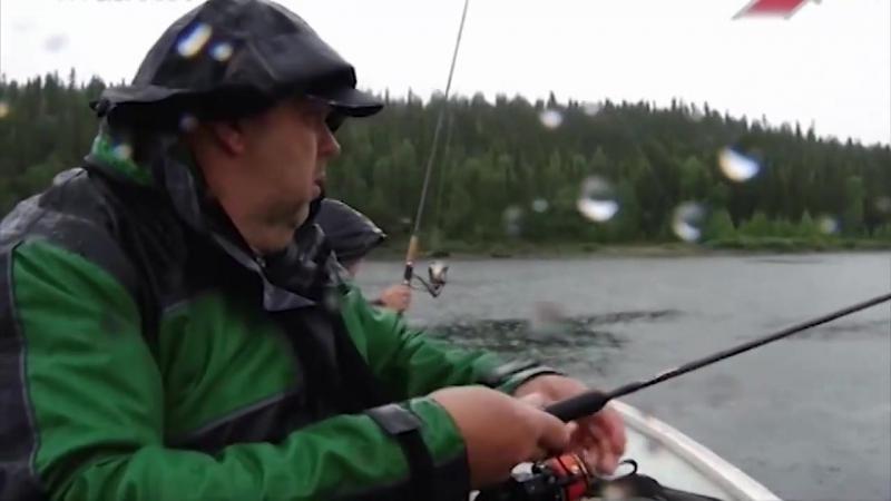 Рыбалка с Нормундом Грабовскисом - Ловля Гольца